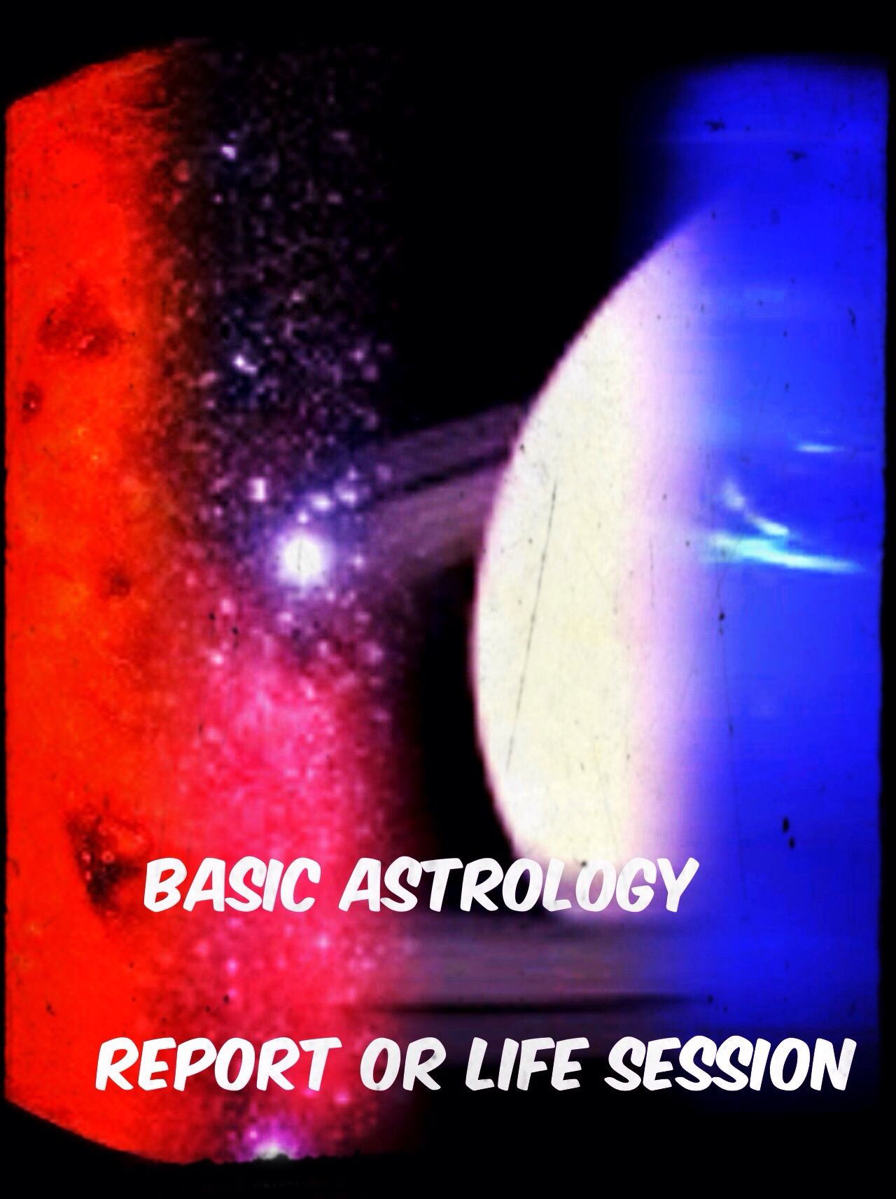 Basic Astro Birth Chart Report Of Astro Life Coaching Session