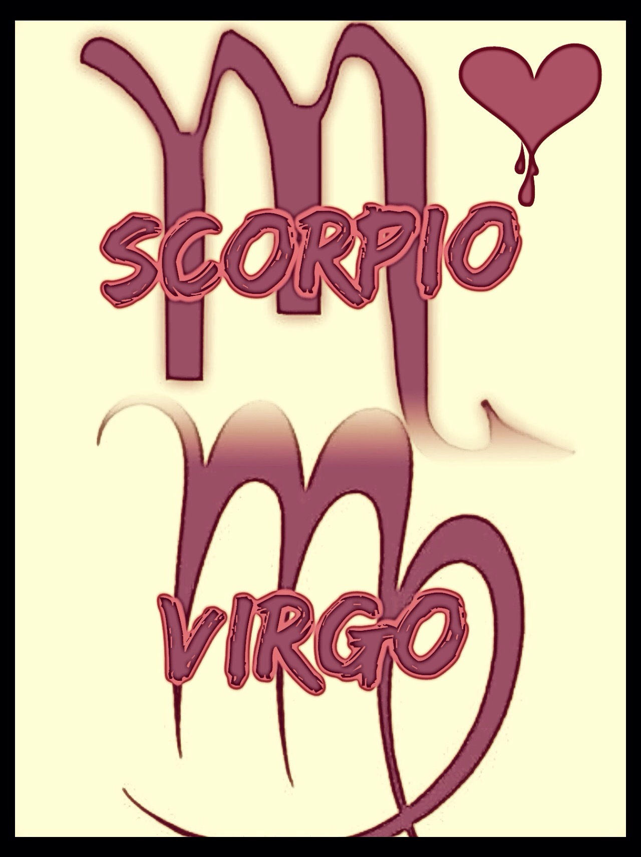 scorpio and virgo love match Read free compatibility horoscope for virgo and scorpio, free compatibility characteristic for a couple where virgo is a man and scorpio is a woman.